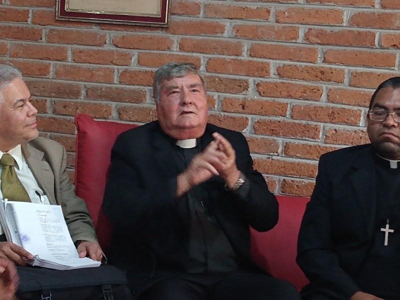Exoneran al Padre Pedro; volverá a operar #CiudadDeLosNiños