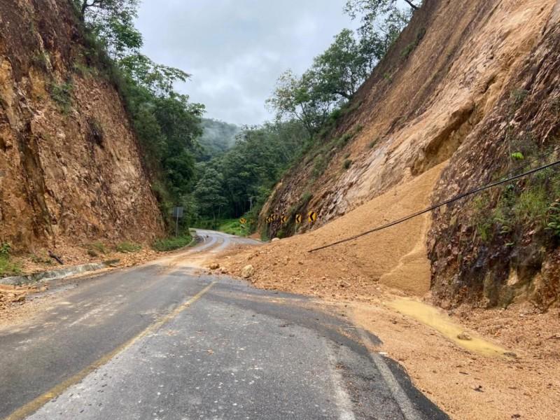 Reabren a medias la carretera Mascota - Vallarta