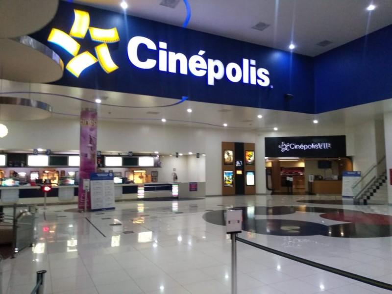 Reabren algunos cines en Hermosillo