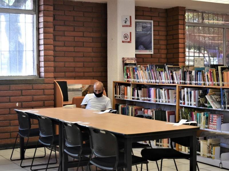 Reabren Biblioteca Municipal, aplican protocolos sanitarios