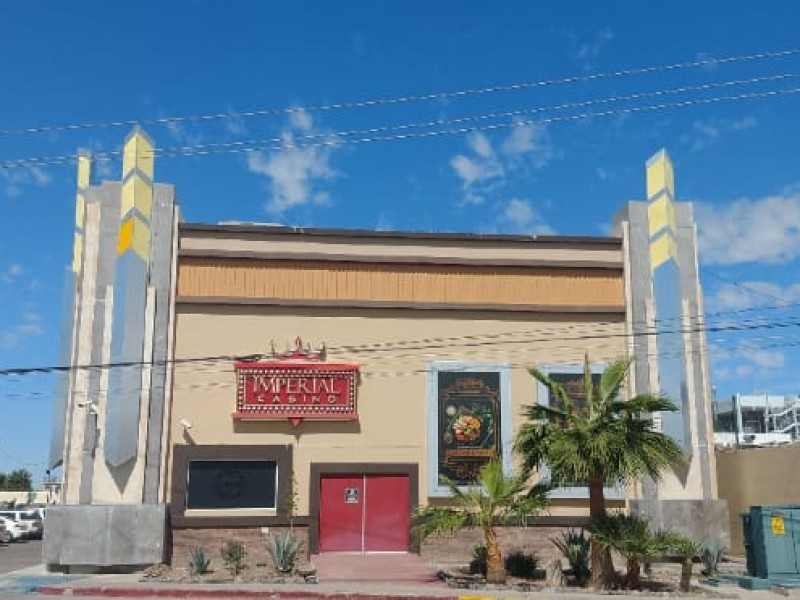 Reabren casinos en Hermosillo con 50% de aforo