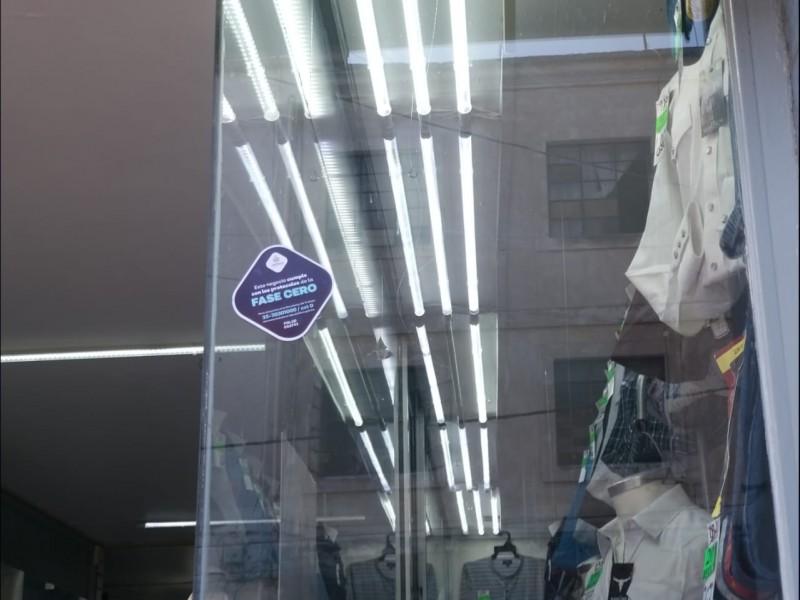 Reabren comerciantes de Obregón; les piden cerrar