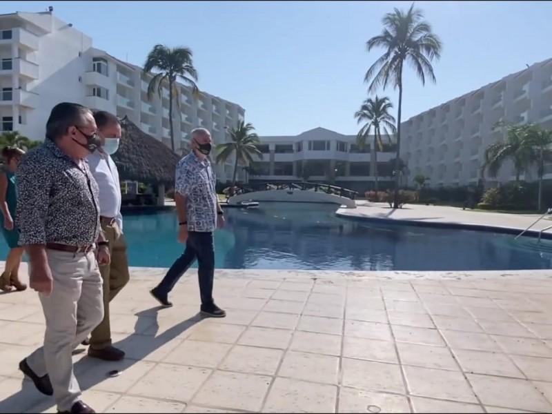 Reabren hoteles en BADEBA bajo protocolos de seguridad