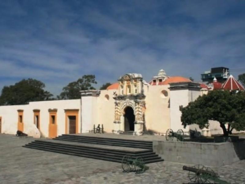 Reabrirá Museo de la No Intervención Fuertes de Loreto