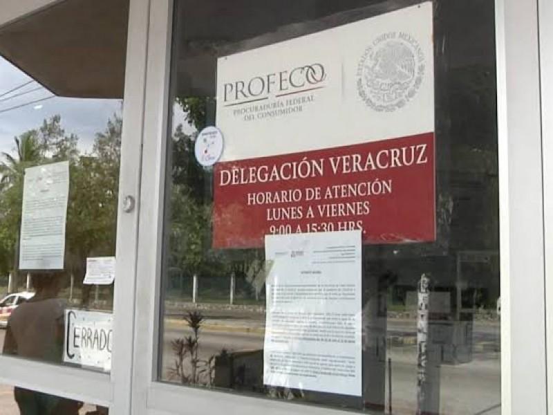 Reabrirán oficinas de Profeco después de brote de Covid-19