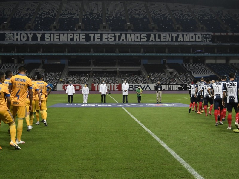 Reabrirán sus puertas los estadios de Nuevo León