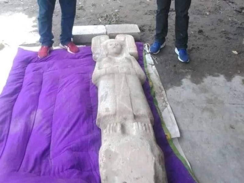 Reaccionan tras hallazgos arqueológicos en Álamo