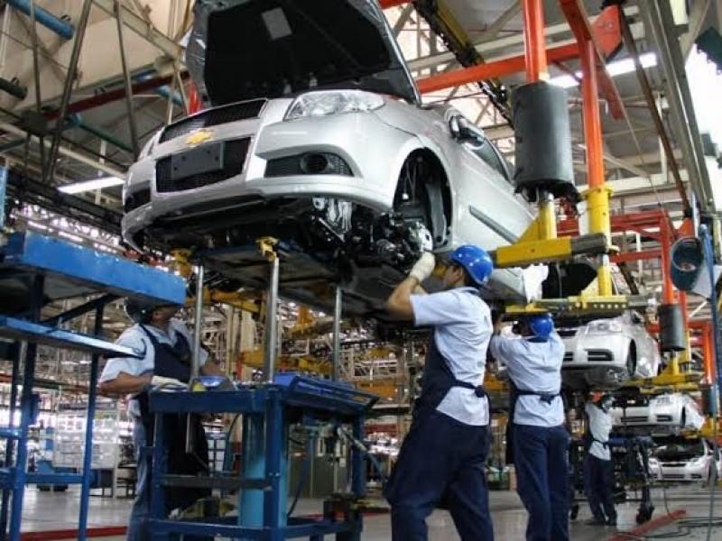 Reactiva actividad sector automotriz en la nueva normalidad