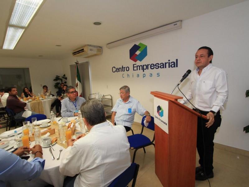 Reactivación de la economía mediante fortalecimiento de empresas: Emilio Salazar