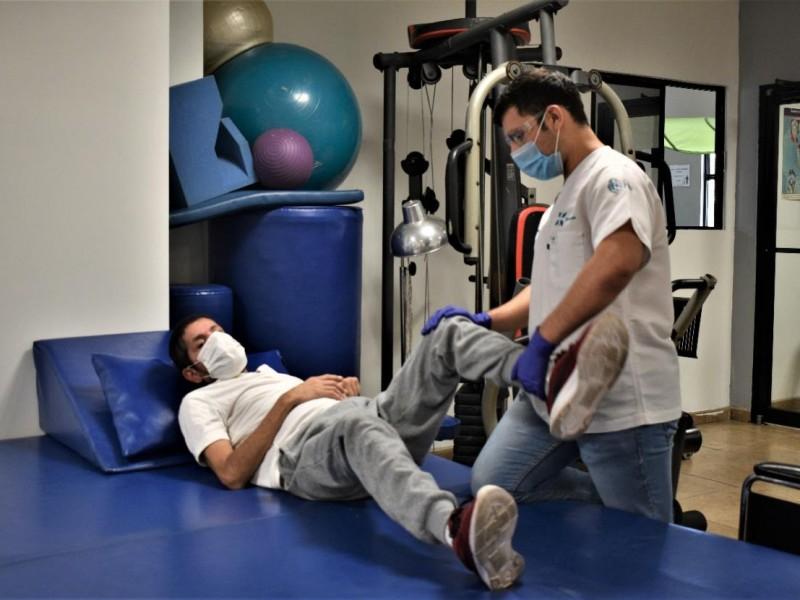 Reactivan terapias en Unidad Básica de Rehabilitación de DIF