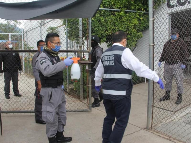 Reactivan visitas familiares en Centros Penitenciarios de Michoacán