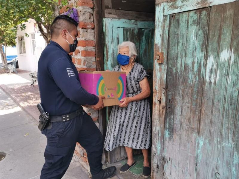 Reactivarán programa de despensas en Michoacán