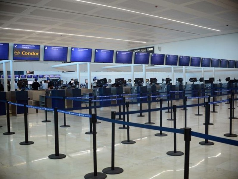 Reactivarán vuelos de Europa a Cancún a fin de año