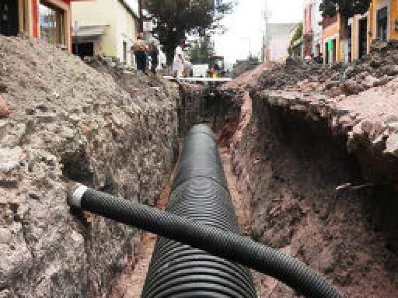 Reajustan presupuesto de obras para atender problemas de agua