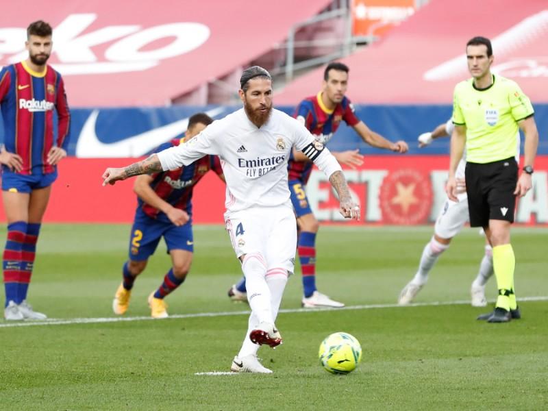 Real Madrid ganó El Clásico, Vence al Barcelona 1-3