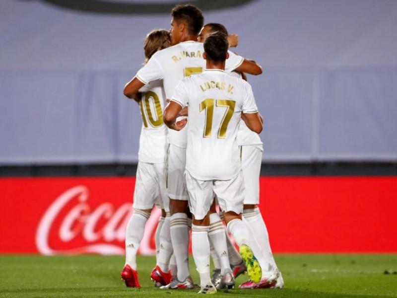Real Madrid vence al Alavés y afianza liderato