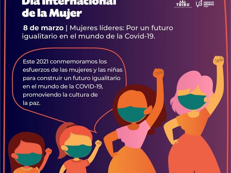 Realiza IVEC programa para conmemorar Día de la Mujer