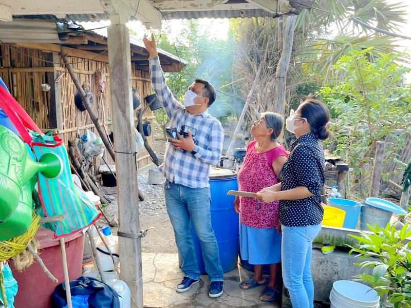 Realizan campaña de ahorro de energía eléctrica