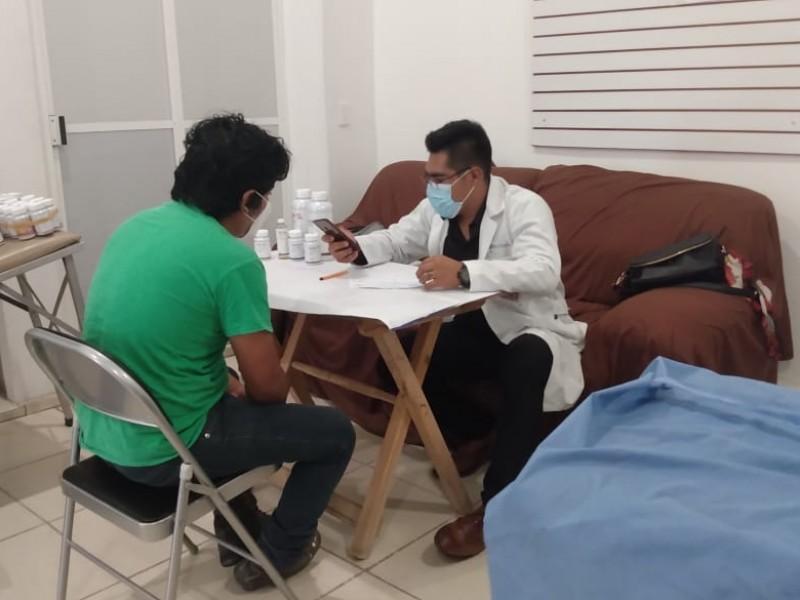 Realizan campaña de salud, con estudios de resonancia magnética: Vivanco