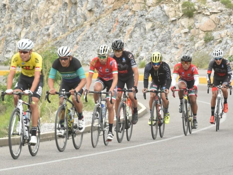 Realizan Campeonato Estatal de Ciclismo de Coahuila