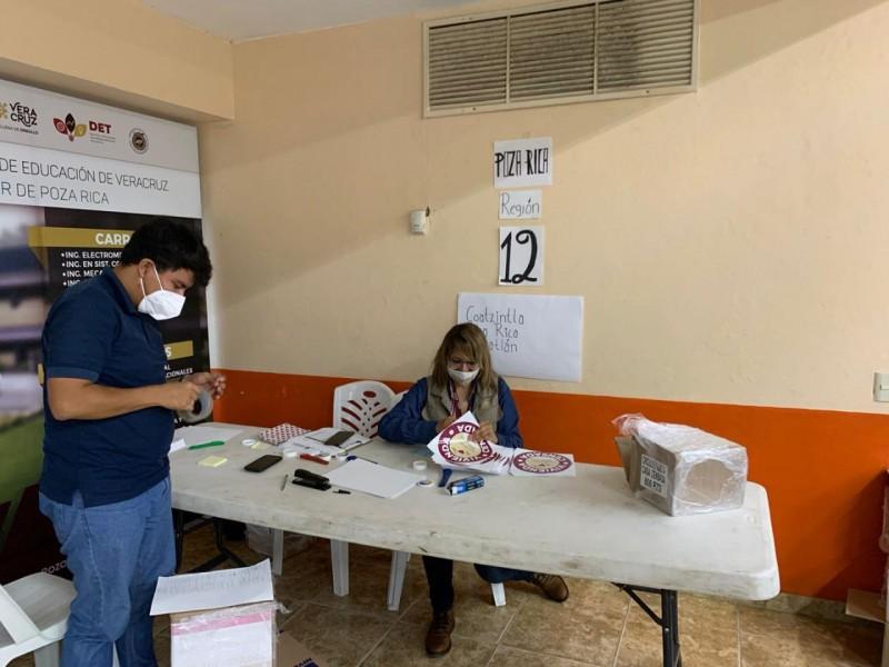 Realizan censo para afectados por Grace en Veracruz