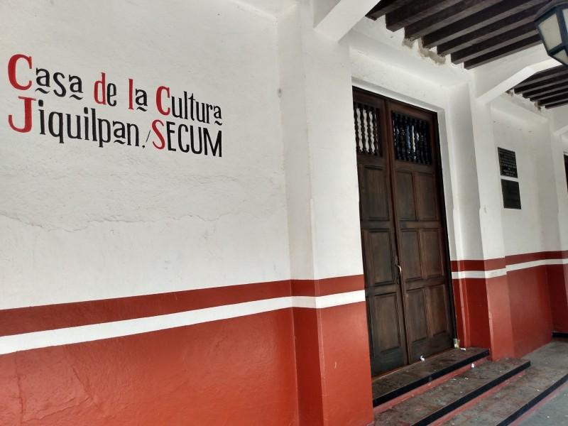 Realizan conciertos virtuales en casa de la cultura