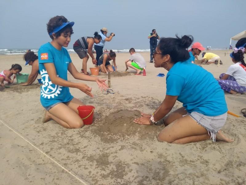 Realizan Concurso a Favor del Campamento Tortuguero