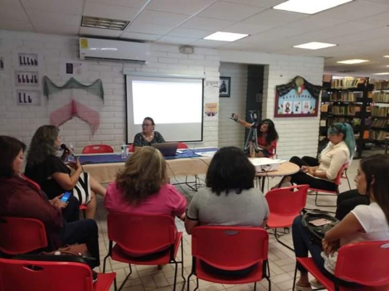 Realizan Conversatorio de Violencia Polìtica contra mujeres