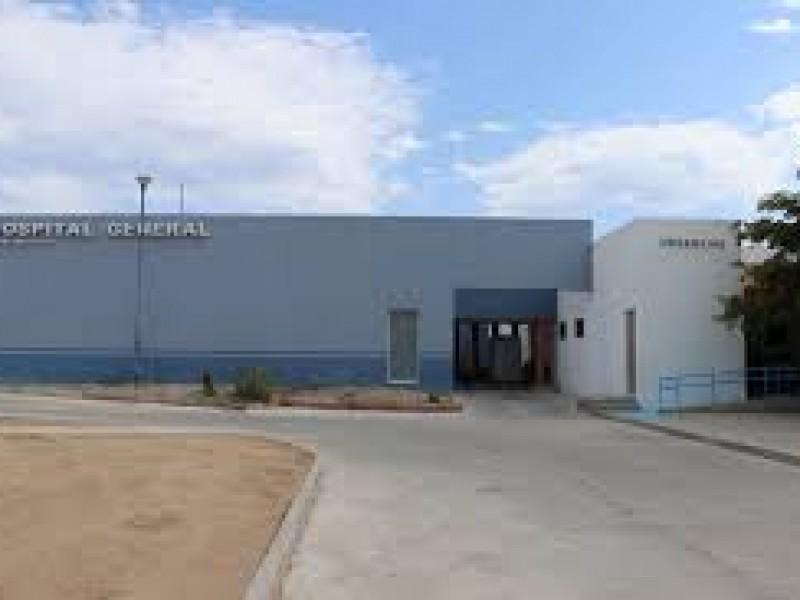 Realizan desconversión de espacios en hospital de CSL