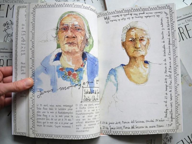 Realizan en Francia un libro sobre la cultura Yoreme Mayo