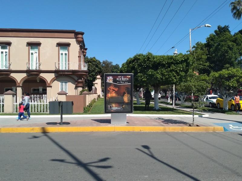 Realizan en Sahuayo segunda edición de galería urbana
