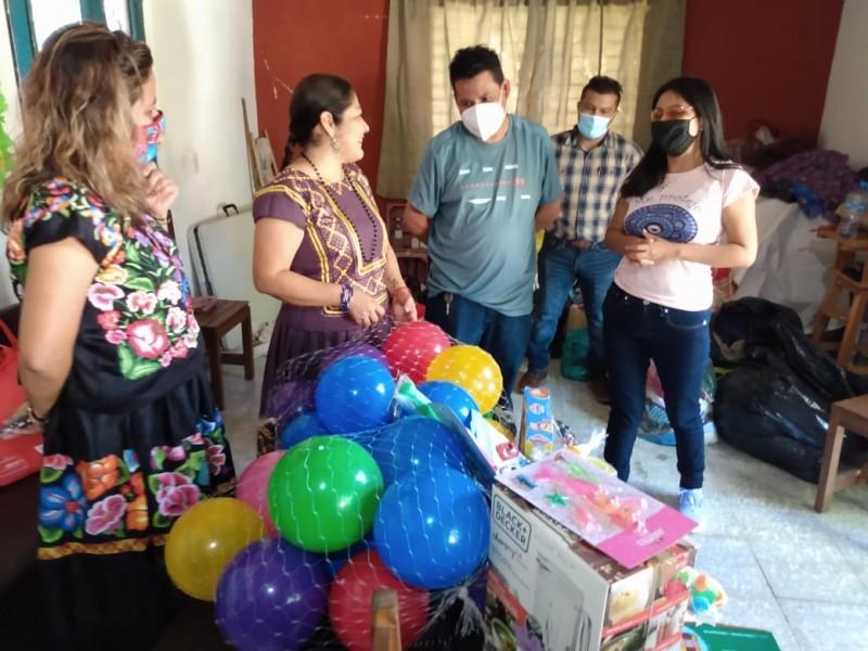 Realizan maratón infantil 2020 en Juchitán