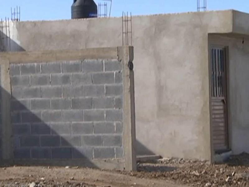 Realizan mejoramiento de vivienda en 46 municipios