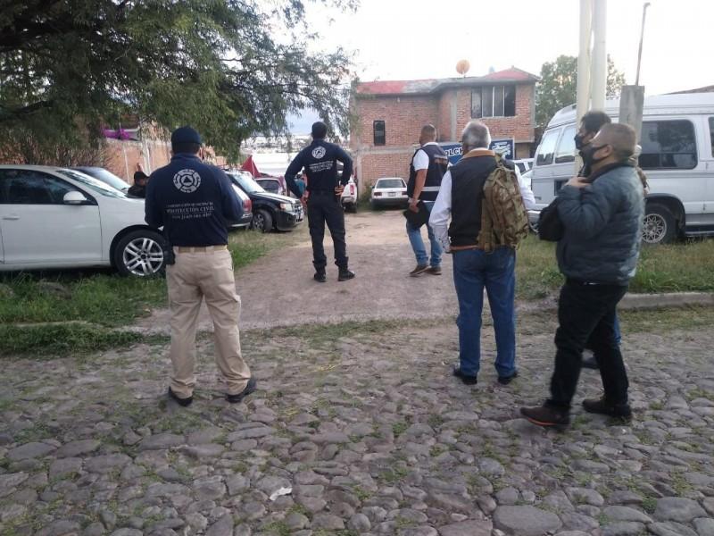 Realizan operativo sanitario en El Marqués