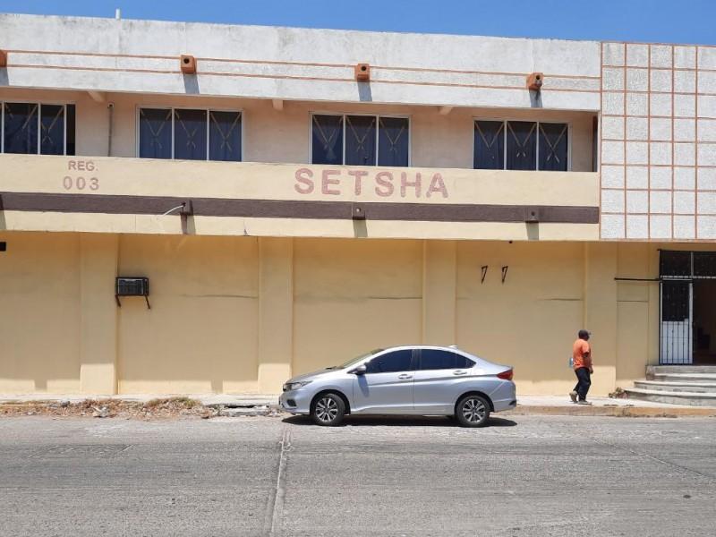 Realizan pago correspondiente a trabajadores:SETSHA 003
