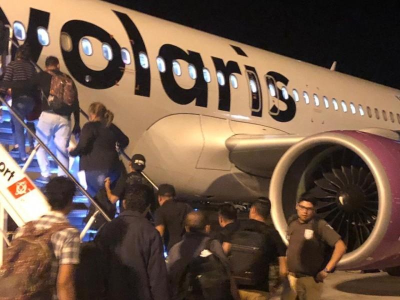 Realizan primer retorno asistido de indocumentados en Zacatecas