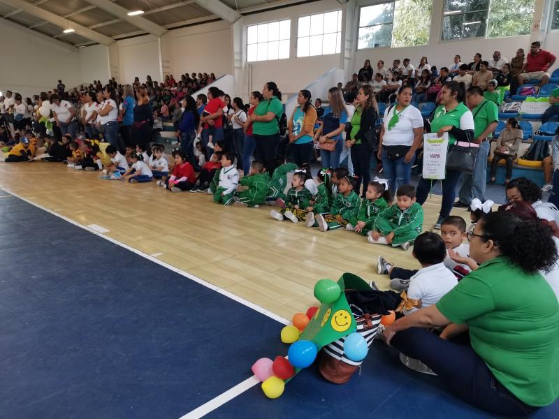 Realizan primera Olimpiada Inclusiva