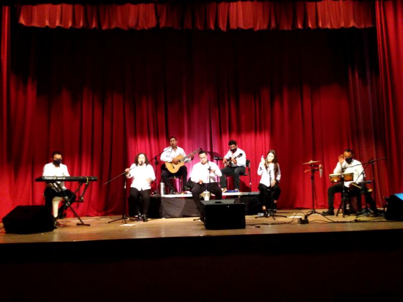 Realizan proyecto de conciertos virtuales en Jiquilpan