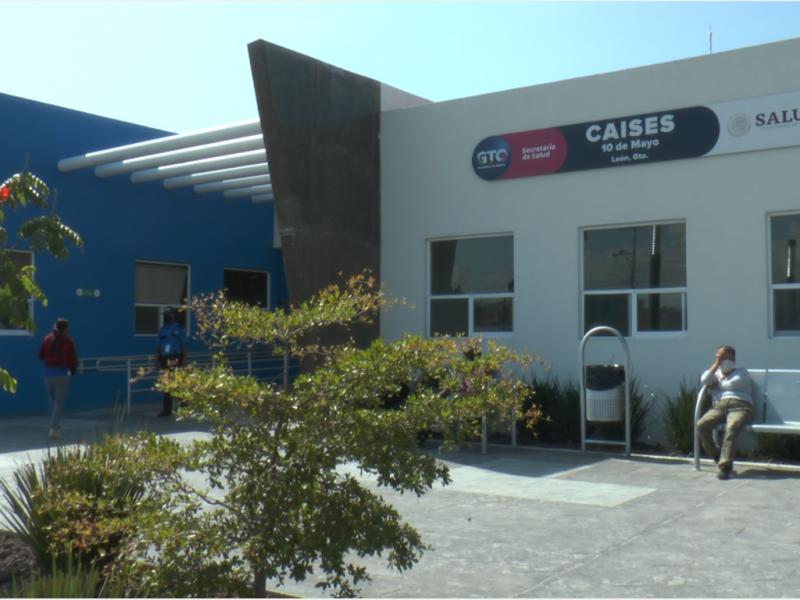 Realizan pruebas rápidas de covid-19 en CAISES 10 de mayo