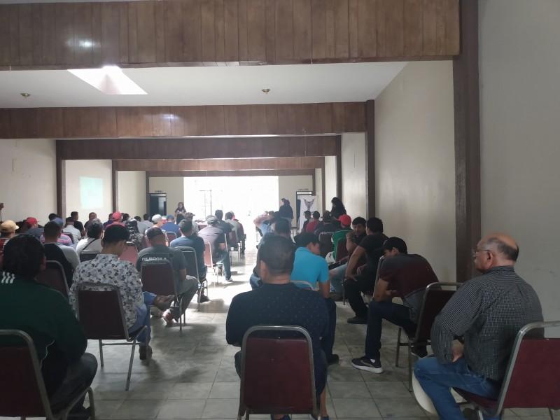 Realizan reunión sobre movilidad económica en Sahuayo