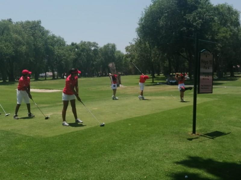Inauguran XLIII torneo anual en Club de Golf Santa Anita