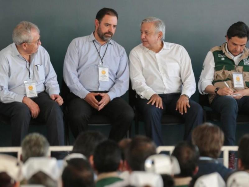 Realizará AMLO gira por cinco municipios de Zacatecas