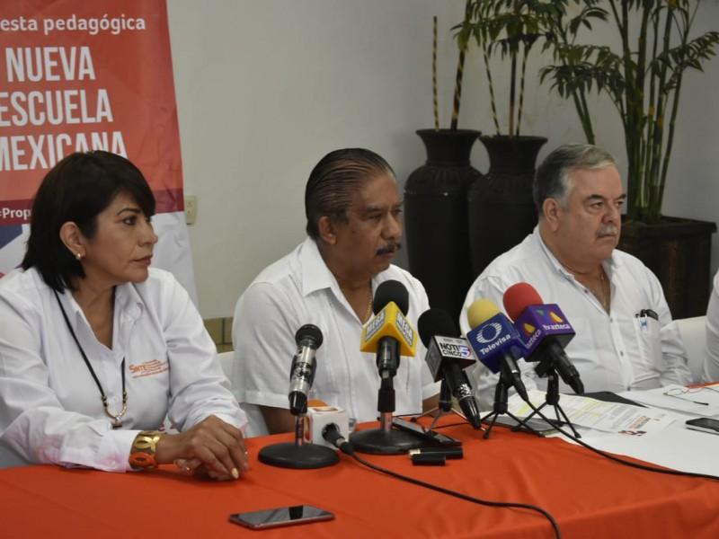 Realizará foro regional CNTE para propuestas educativas