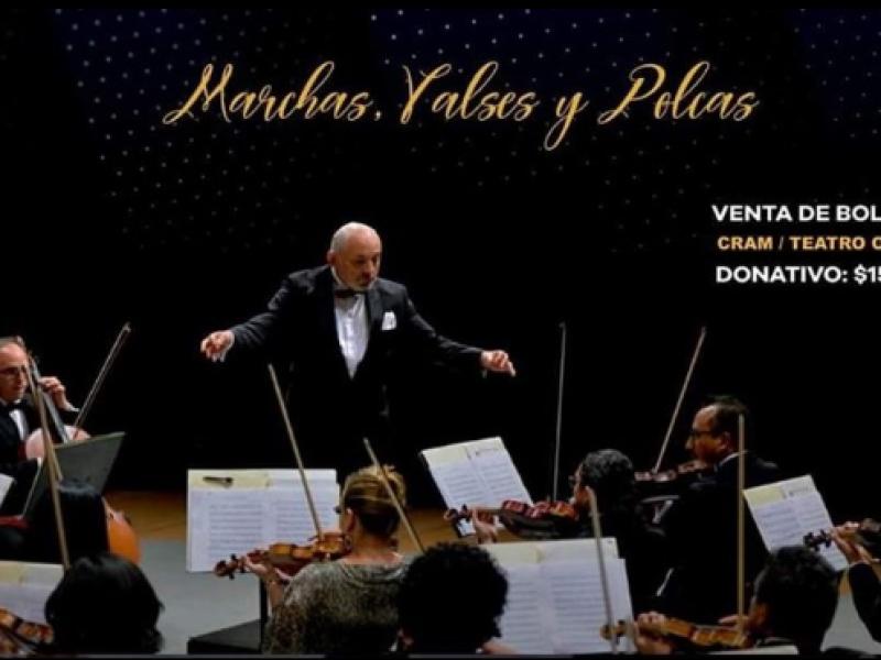 Realizará Orquesta Sinfónica de Michoacán concierto con causa