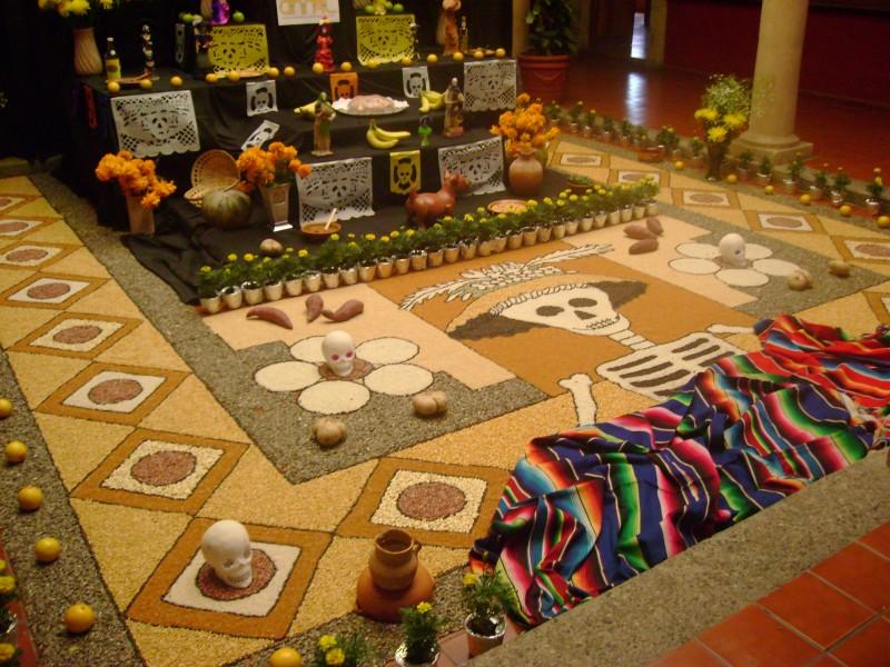 Realizarán altar de muertos en kiosco de León