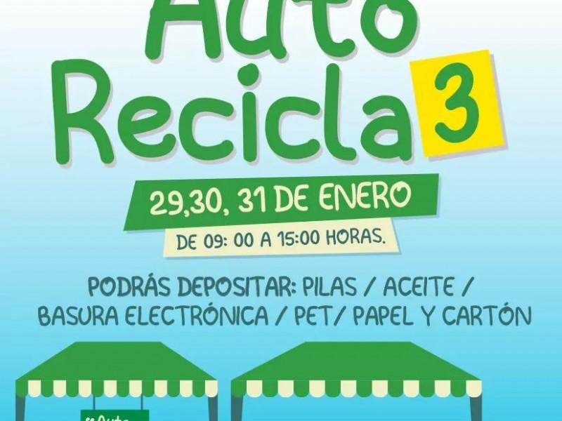 Realizarán centro de reciclaje a favor de AMANC Veracruz