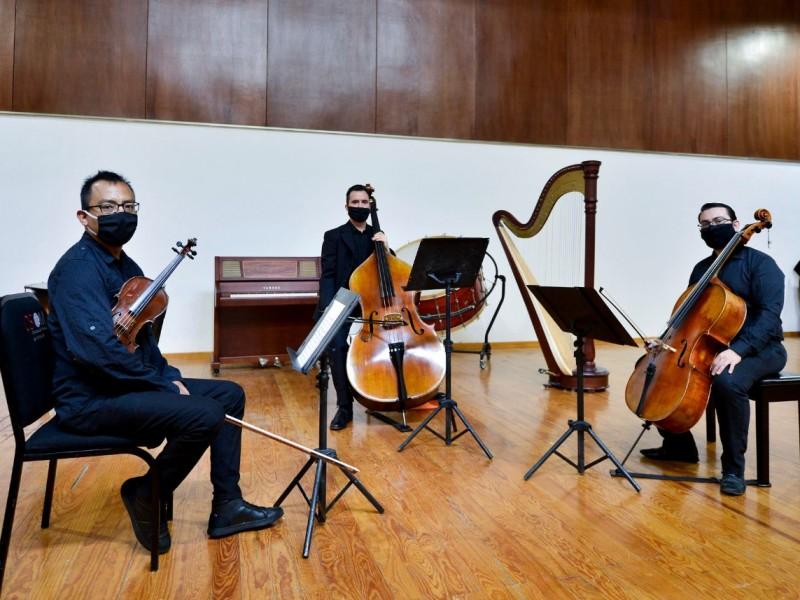 Realizarán concierto virtual para noche de muertos