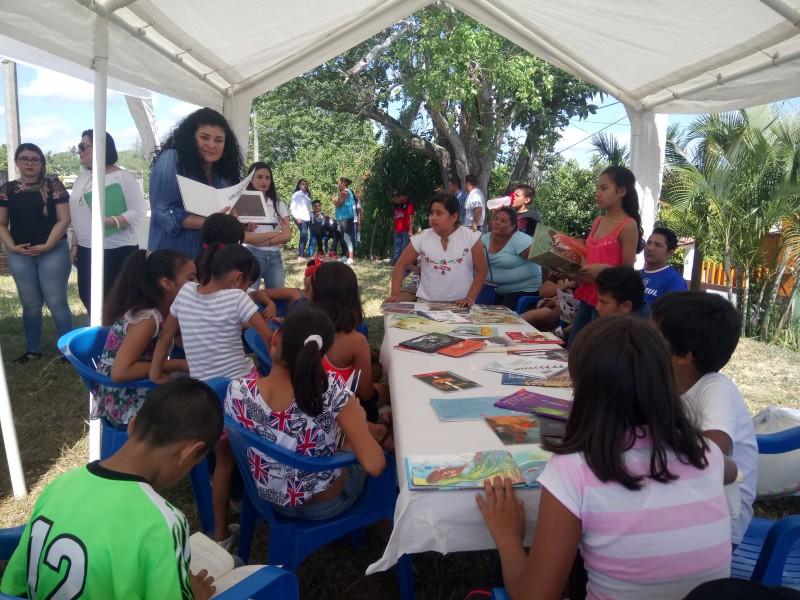 Realizaran diversas actividades para compresión lectora