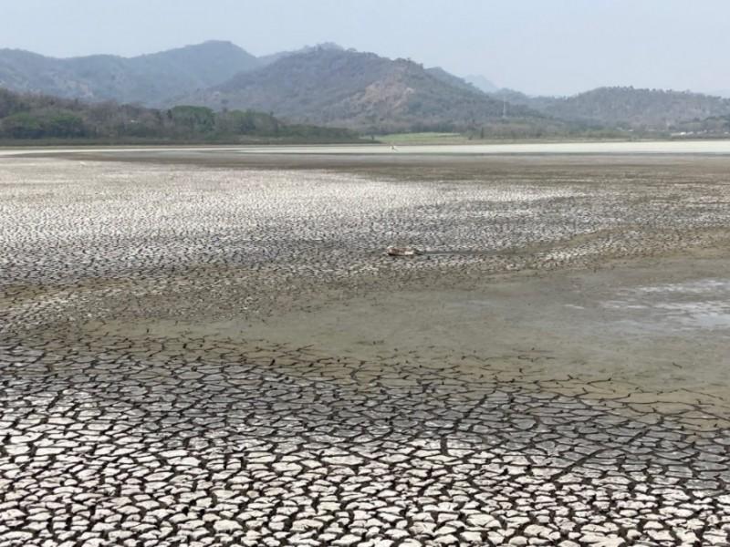 Realizarán estudio en laguna El Farallón para determinar su sequía