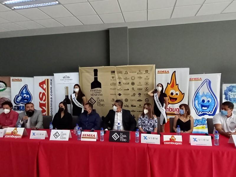 Realizarán Festival del Vino en apoyo a asociaciones civiles